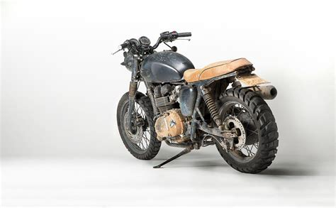 Motorrad Triumph Freunde by David Beckhams Triumph Modellnews
