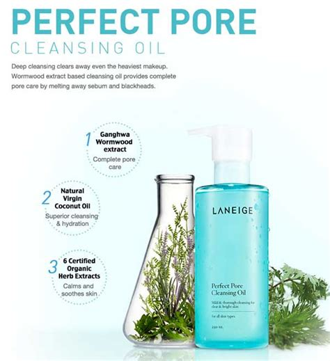 Laneige Pore Cleansing laneige pore cleansing 250ml seoul next by you