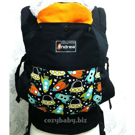 Ssc Andrea Standar Original andrea ssc standard orange rocket cozy baby