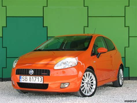 fiat punto 2007 2007 fiat punto racing stripes alloys