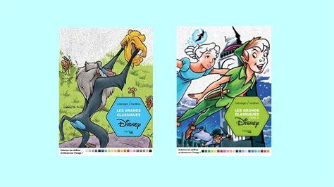Presentation Hachette Disney Les Grands Classiques 1 Et 2