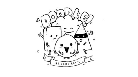 how to make doodle on simple doodle for beginners graffiti collection