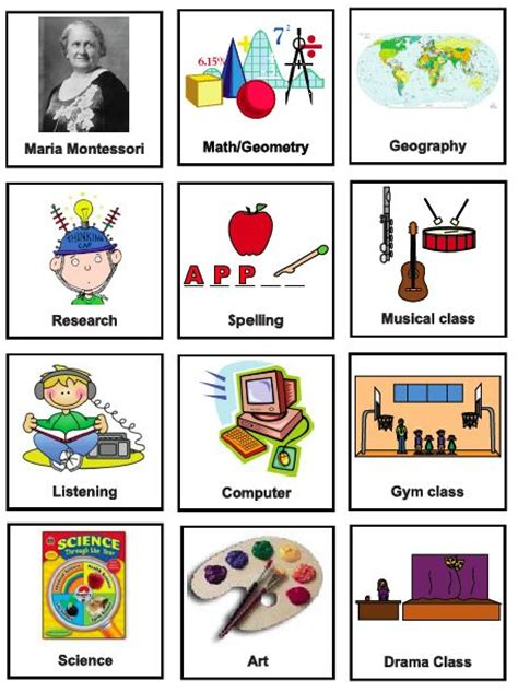 printable cue cards lots of visuals teach morning meeting schedules