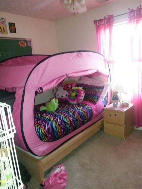 Privacy Bed Tent New Privacy Pop Bed Tent Her Room Pinterest