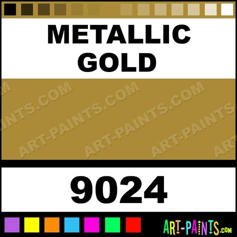 metallic gold 1 enamel paints 9024 metallic gold paint metallic gold color 1