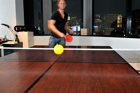 Ping Pong Meeting Table 2 In 1 Ping Pong And Conference Table Icreatived