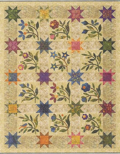 Applique Quilt Patterns 1000 Ideas About Applique Quilt Patterns On