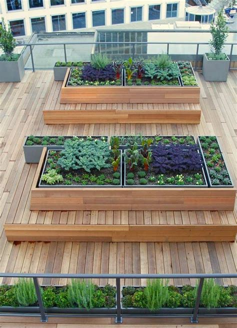 Roof Garden Transformation Ideas Total Survival Roof Gardens Ideas