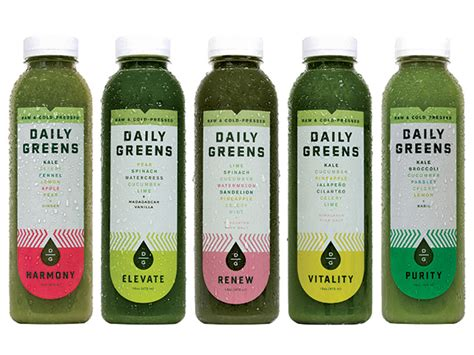Nusource Greens Daily Detox Reviews by We Try All The Green Juices From Daily Greens Serious Eats