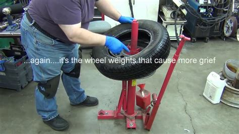manual tire changer harbor freight youtube