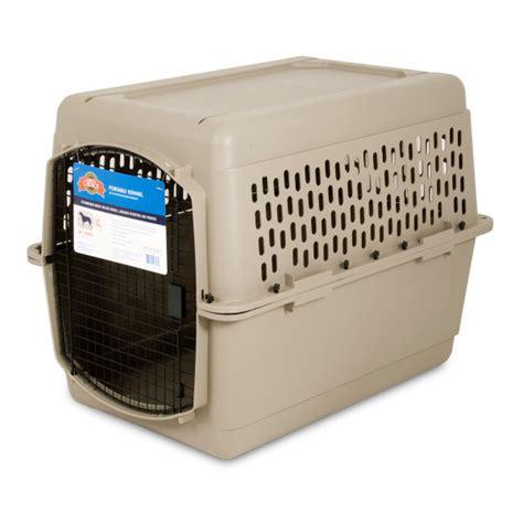 grreat choice crate airline crates history sky kennel and vari kennel dryfur 174