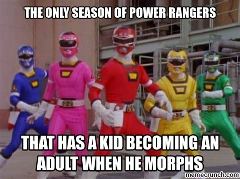 Power Ranger Meme - power rangers turbo