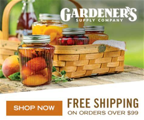 Gardener S Supply Company Promo Code by Sponsor