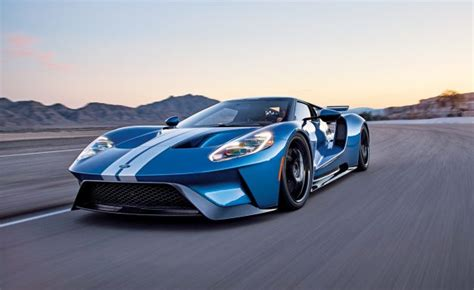 Some New Ford GT Supercars Delayed   News   Car and Driver
