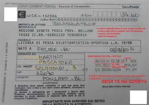 codici uffici postali pipam forum licenza di pesca e rinnovo