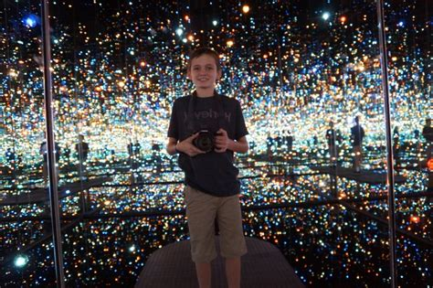 where is the infinity room the broad museum in los angeles oc