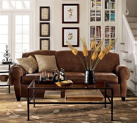 wonderful pottery barn manhattan sofa homesfeed