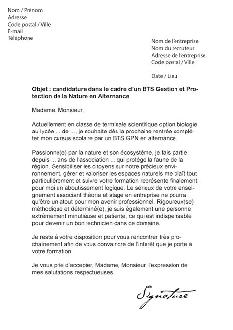 Lettre De Motivation Stage Bts Cgo 5 Lettre De Motivation Stage Bts Cgo Format Lettre