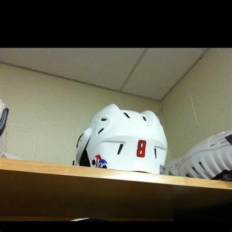 Washington Capitals Helmet Stickers