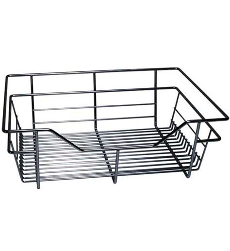 wire basket drawer 17 x 6 x 14 inch in custom closet baskets