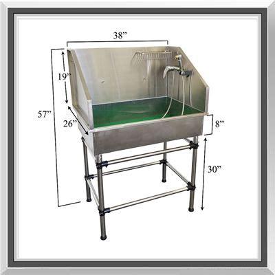 dog washing stainless best 20 dog bath tub ideas on pinterest boots bath dog