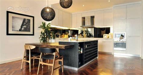 quayside condominium type a interior design renovation
