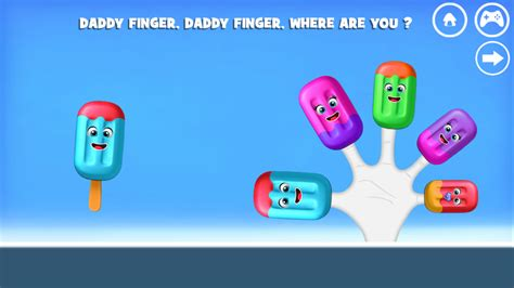 Brainwave Eliminate Finger finger family rhymes and android apps on play