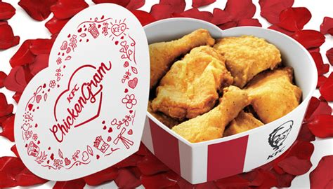 Kfc S Day Special Kfc Knows What Want For S Day Fried Chicken