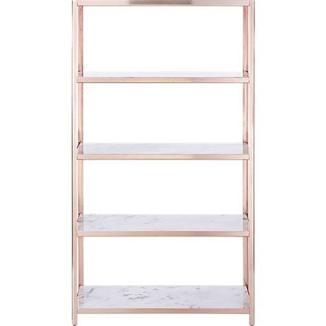 white and gold bookcase gold and marble bookcase furniture