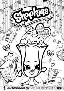 Todos los personajes de los dibujos shopkins