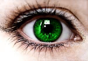 green eye color during the ages if you had green you were