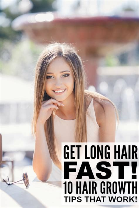Hairstyles That Make Your Hair Grow by How To Make Your Hair Grow Faster 10 Hair Hacks That Work