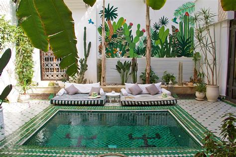 Marrakech: The most beautiful riads to stay   Mokum Surf Club