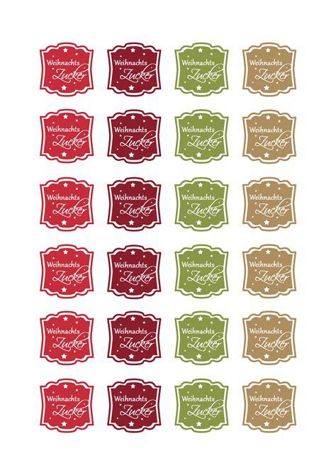 Klebeetiketten Drucken by 187 Freebie Etikett Weihnachtszucker Colorspell