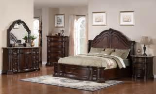king bedroom sets image:  lawrence edington king bedroom suite mathis brothers furniture