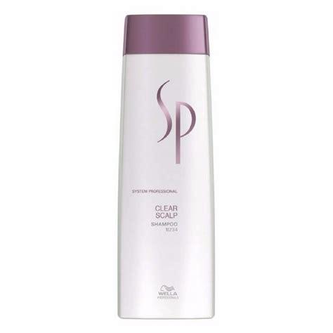 Wella Sp Sho Clear Scalp wella sp clear scalp shoo 250 ml