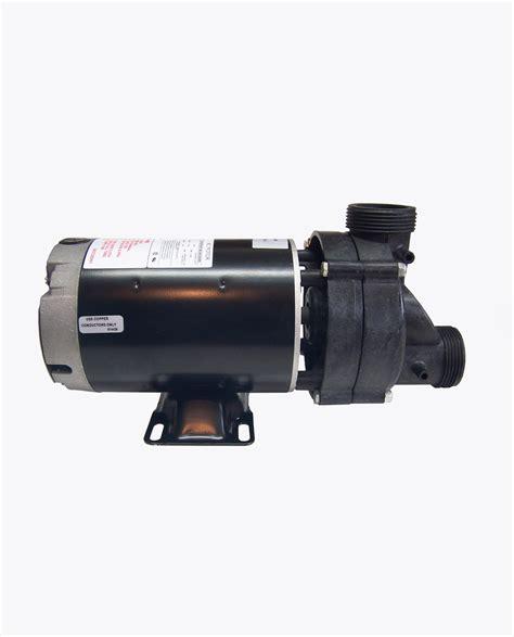 bathtub pump bathtub pump 1 5hp 2hp spl w internal air switch