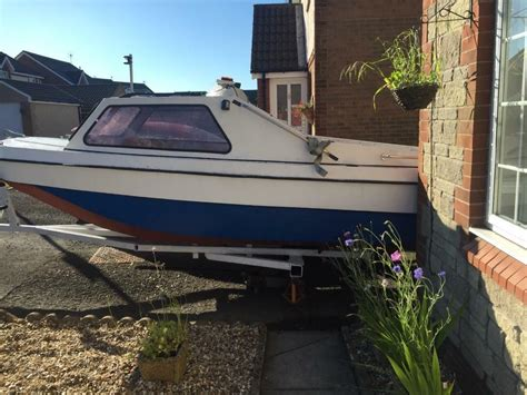 boat hull gumtree 16 ft fishing boat with solid cathedral hull united
