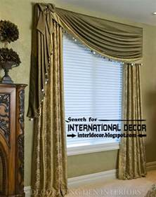Contemporary Valance Curtains Ideas 20 Best Modern Curtain Designs 2017 Ideas And Colors