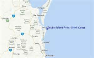 Double Click On Above double island point north coast surf forecast and surf