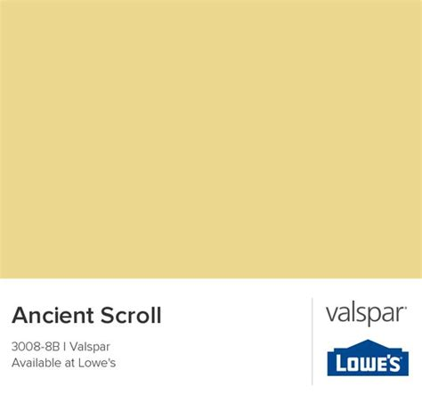 ancient scroll from valspar paint colors valspar ancient scrolls and chips