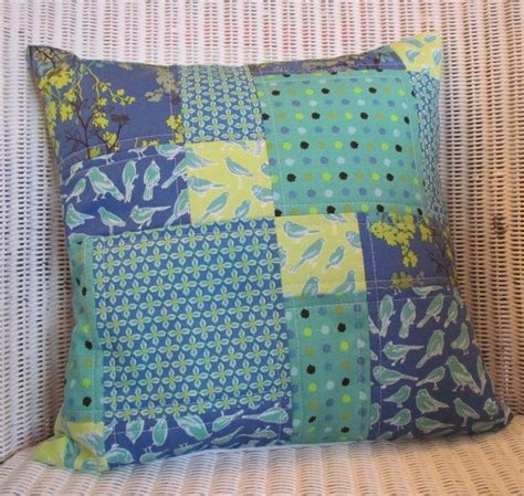 Patchwork Ideas For Cushions - best 25 patchwork cushion ideas on patchwork