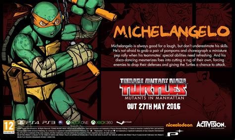 Mutant Turtles Mutants In Manhattan tortues mutants in manhattan un gros trailer pour