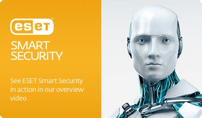 Antivirus Eset Smart Security security all in one smart security