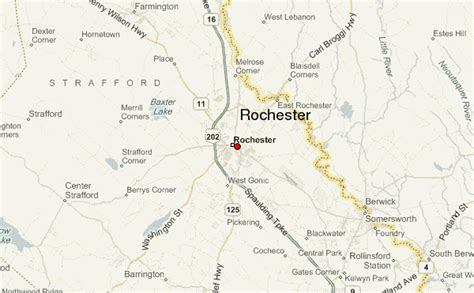 rochester new hshire location guide