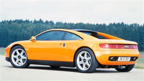 Audi Quattro 1991 by 1991 Audi Quattro Spyder Concept We Forgot
