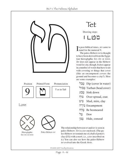 Ninth Letter Of Alphabet the 25 best learn hebrew alphabet ideas on