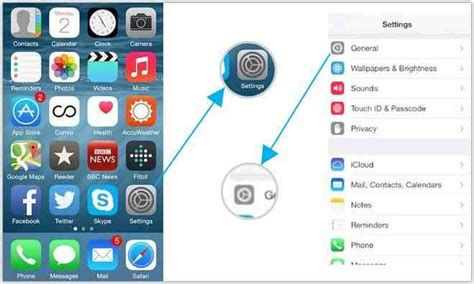 how to change font color on iphone how to change font size in iphone 6 and iphone 5