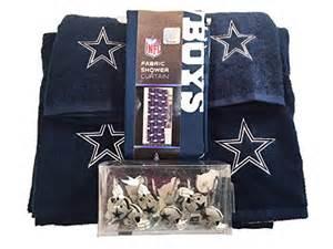cowboys bathroom set nfl dallas cowboys 6pc bathroom accessories set home