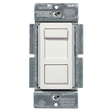 Dimmer Ac 2000 Watt 1 upc 078477561874 leviton lighting switches illumatech